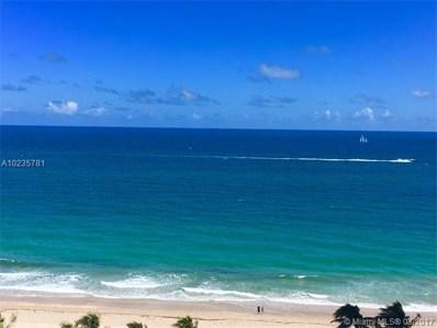 4300 N Ocean Blvd UNIT 12A, Fort Lauderdale, FL 33308 - MLS#: A10235781
