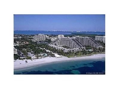 251 Crandon Blvd UNIT 402, Key Biscayne, FL 33149 - MLS#: A10237253