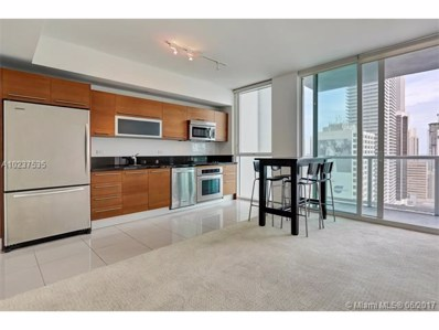 244 Biscayne Blvd UNIT 2905, Miami, FL 33132 - MLS#: A10237535
