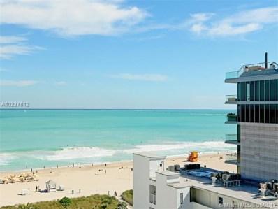 345 Ocean Dr UNIT 1008, Miami Beach, FL 33139 - MLS#: A10237812