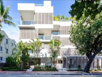 311 Meridian Ave UNIT 204, Miami Beach, FL 33139 - MLS#: A10238494
