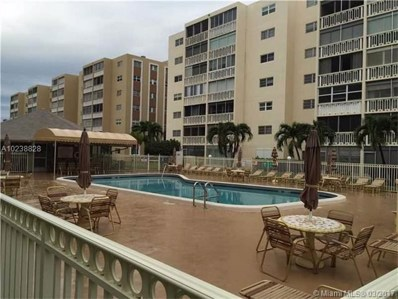 421 NE 14th UNIT 105, Hallandale, FL 33009 - MLS#: A10238828