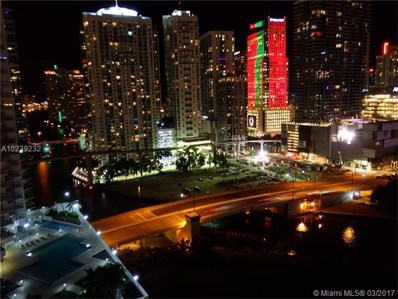90 SW 3rd St UNIT 3510, Miami, FL 33130 - MLS#: A10239232