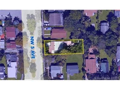 4605 NW 5th Ave, Miami, FL 33127 - MLS#: A10239234