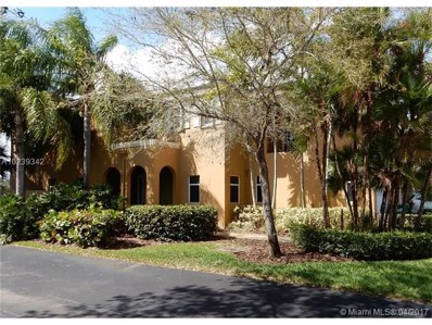13940 SW 86 Ct UNIT ., Palmetto Bay, FL 33158 - MLS#: A10239342