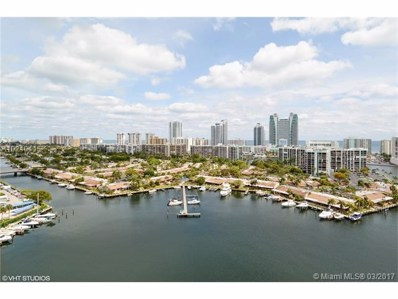 300 Three Islands Blvd UNIT 217, Hallandale, FL 33009 - MLS#: A10240415