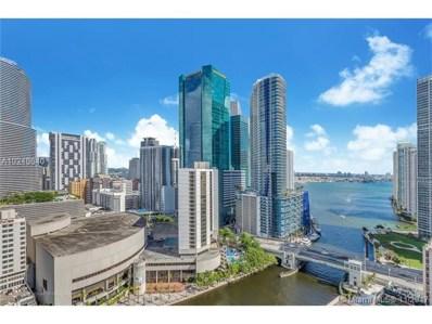 31 SE 5th St UNIT 2708, Miami, FL 33131 - MLS#: A10240840