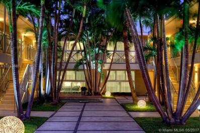 1816 Meridian Ave UNIT 10, Miami Beach, FL 33139 - MLS#: A10243681