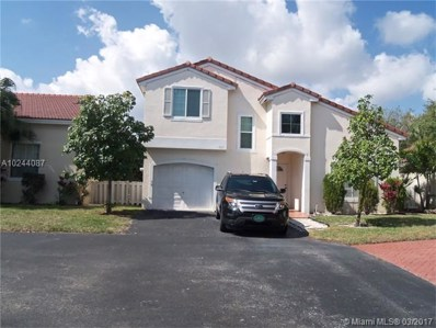 6021 NW 44th Way, Coconut Creek, FL 33073 - MLS#: A10244087