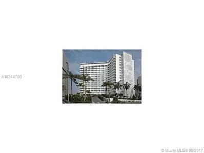 1100 West Ave UNIT 1219, Miami Beach, FL 33139 - MLS#: A10244700