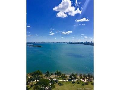 1800 N Bayshore Dr UNIT 1907, Miami, FL 33132 - MLS#: A10245174