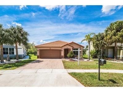 1404 NW 208th Way, Pembroke Pines, FL 33029 - MLS#: A10245843