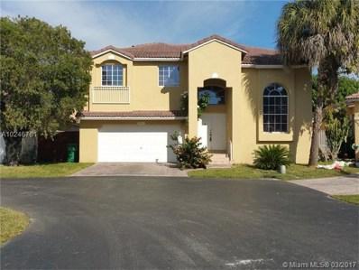 8051 SW 158th Ave, Miami, FL 33193 - MLS#: A10246761