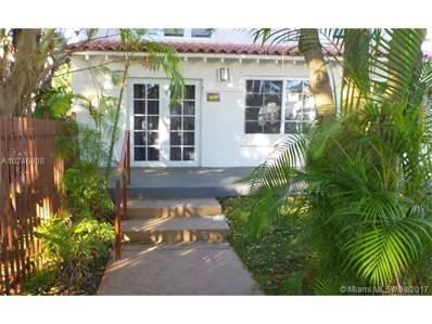 846 Michigan Ave UNIT 101, Miami Beach, FL 33139 - MLS#: A10246808
