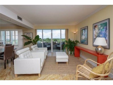 5700 Collins Ave UNIT 8L, Miami Beach, FL 33140 - MLS#: A10247139