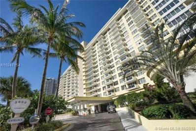 5600 Collins Ave UNIT 4A, Miami Beach, FL 33140 - MLS#: A10247154
