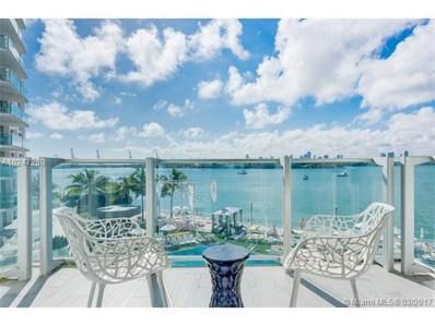 1100 West Ave UNIT 410, Miami Beach, FL 33139 - MLS#: A10247289