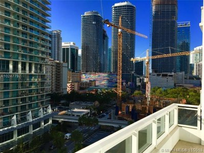 1080 Brickell Ave UNIT 907, Miami, FL 33131 - MLS#: A10247797