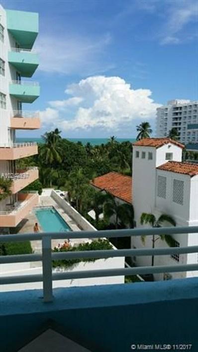 225 Collins Av UNIT 5J, Miami Beach, FL 33139 - #: A10248697