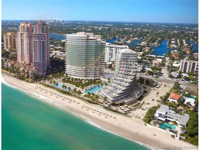 2200 N Ocean Blvd UNIT 804, Fort Lauderdale, FL 33305 - MLS#: A10249975