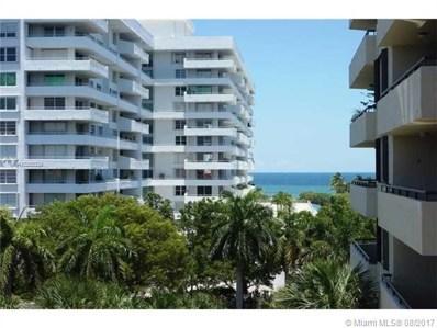170 Ocean Lane Dr UNIT 709, Key Biscayne, FL 33149 - MLS#: A10250334