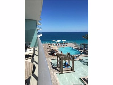 4111 S Ocean Dr. UNIT 1007, Hollywood, FL 33019 - MLS#: A10252229