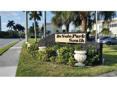 701 Three Islands Blvd UNIT 212, Hallandale, FL 33009 - MLS#: A10252231