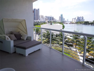 6580 Indian Creek Dr UNIT 408, Miami Beach, FL 33141 - #: A10252313