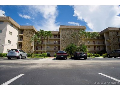 8121 SW 24th Ct UNIT 104, Davie, FL 33324 - MLS#: A10252814