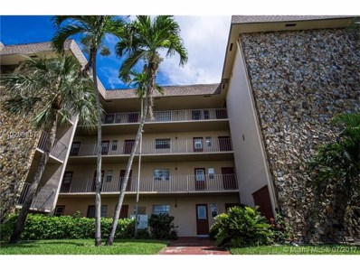 8101 SW 24th Ct UNIT 106, Davie, FL 33328 - MLS#: A10253857
