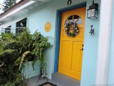 1611 Wiley St, Hollywood, FL 33020 - MLS#: A10254300