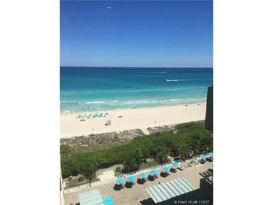 5701 Collins Ave UNIT 1412, Miami Beach, FL 33140 - MLS#: A10254549