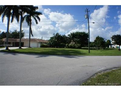 2651 SW 141st Ter, Davie, FL 33330 - MLS#: A10258904