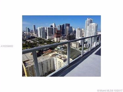 1111 SW 1st Ave UNIT 2325-N, Miami, FL 33130 - MLS#: A10259002