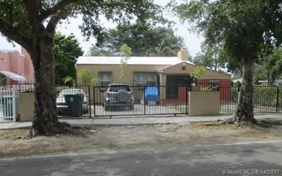 244 NW 46th St, Miami, FL 33127 - MLS#: A10259229