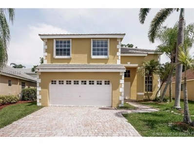 284 Bridgeton Way, Weston, FL 33326 - MLS#: A10259788