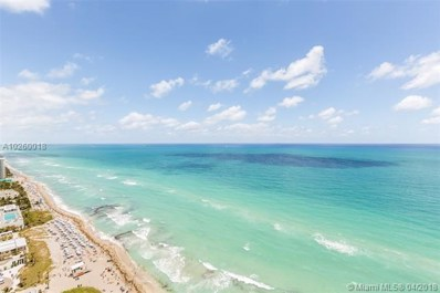 1830 S Ocean Dr UNIT 2801, Hallandale, FL 33009 - MLS#: A10260018