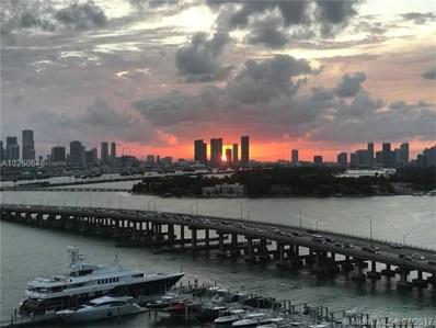 400 Alton Rd UNIT 1401, Miami Beach, FL 33139 - MLS#: A10260648