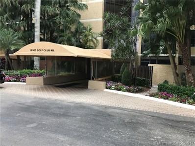 16300 Golf Club Rd UNIT 102, Weston, FL 33326 - MLS#: A10263656