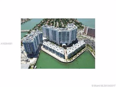 7910 Harbor Island UNIT 808, North Bay Village, FL 33141 - MLS#: A10264081