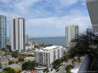 333 NE 24 Street UNIT 1703, Miami, FL 33137 - MLS#: A10265066