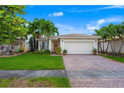 13364 SW 44th St, Miramar, FL 33027 - MLS#: A10265106