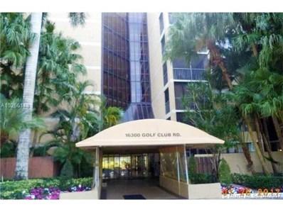 16300 Golf Club Rd UNIT 118, Weston, FL 33326 - MLS#: A10266148