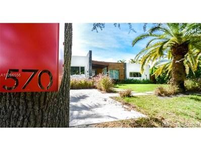 570 NE 52nd Ter, Miami, FL 33137 - MLS#: A10266556