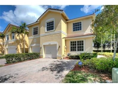 12445 SW 42nd St UNIT 12445, Miramar, FL 33027 - MLS#: A10267109