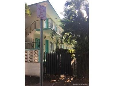 544 Michigan Ave UNIT 1, Miami Beach, FL 33139 - MLS#: A10268570