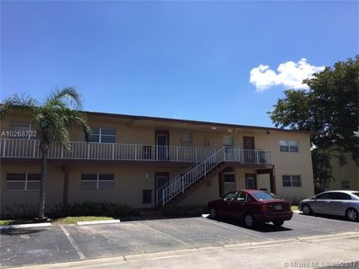7500 NW 5th Pl UNIT 207, Margate, FL 33063 - MLS#: A10268732