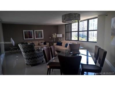 300 Three Islands Blvd UNIT 106, Hallandale, FL 33009 - MLS#: A10268905