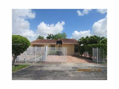 13237 NW 4 Terrace, Miami, FL 33182 - MLS#: A10270064