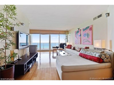 4775 Collins Ave UNIT 2302, Miami Beach, FL 33140 - MLS#: A10271397